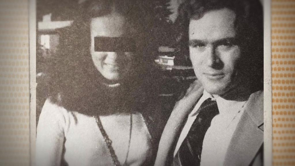 Diane Edwards and Ted  Bundy