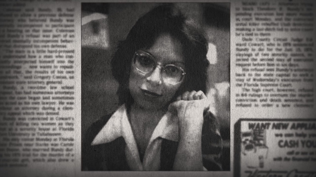 Carol Anne Boone Newspaper, Ted Bundy Tapes