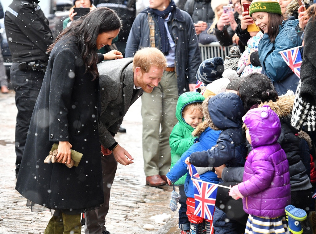 Meghan Markle, Prince Harry, Kids, Bristol Visit