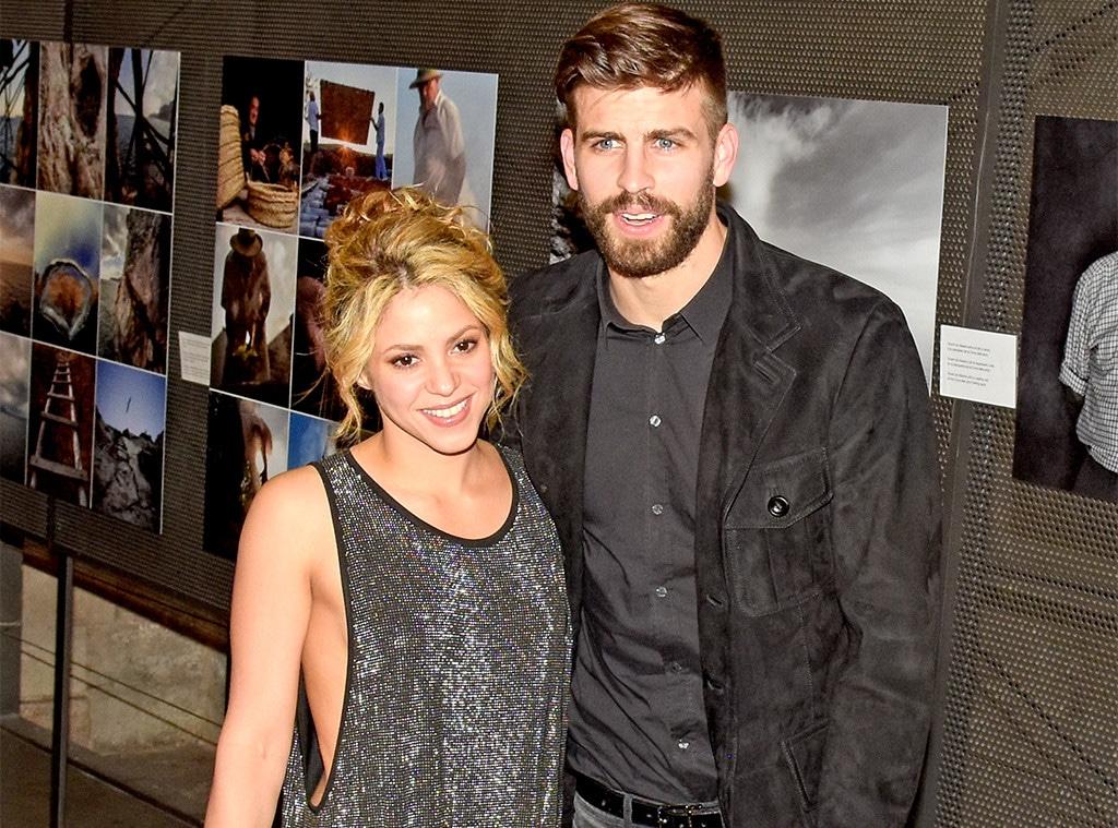 Gerard Pique, Shakira