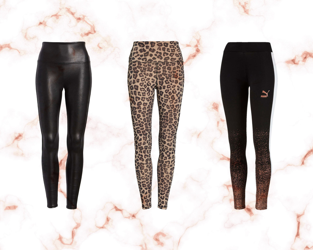 E-Comm: Leggings for Brunch and Beyond