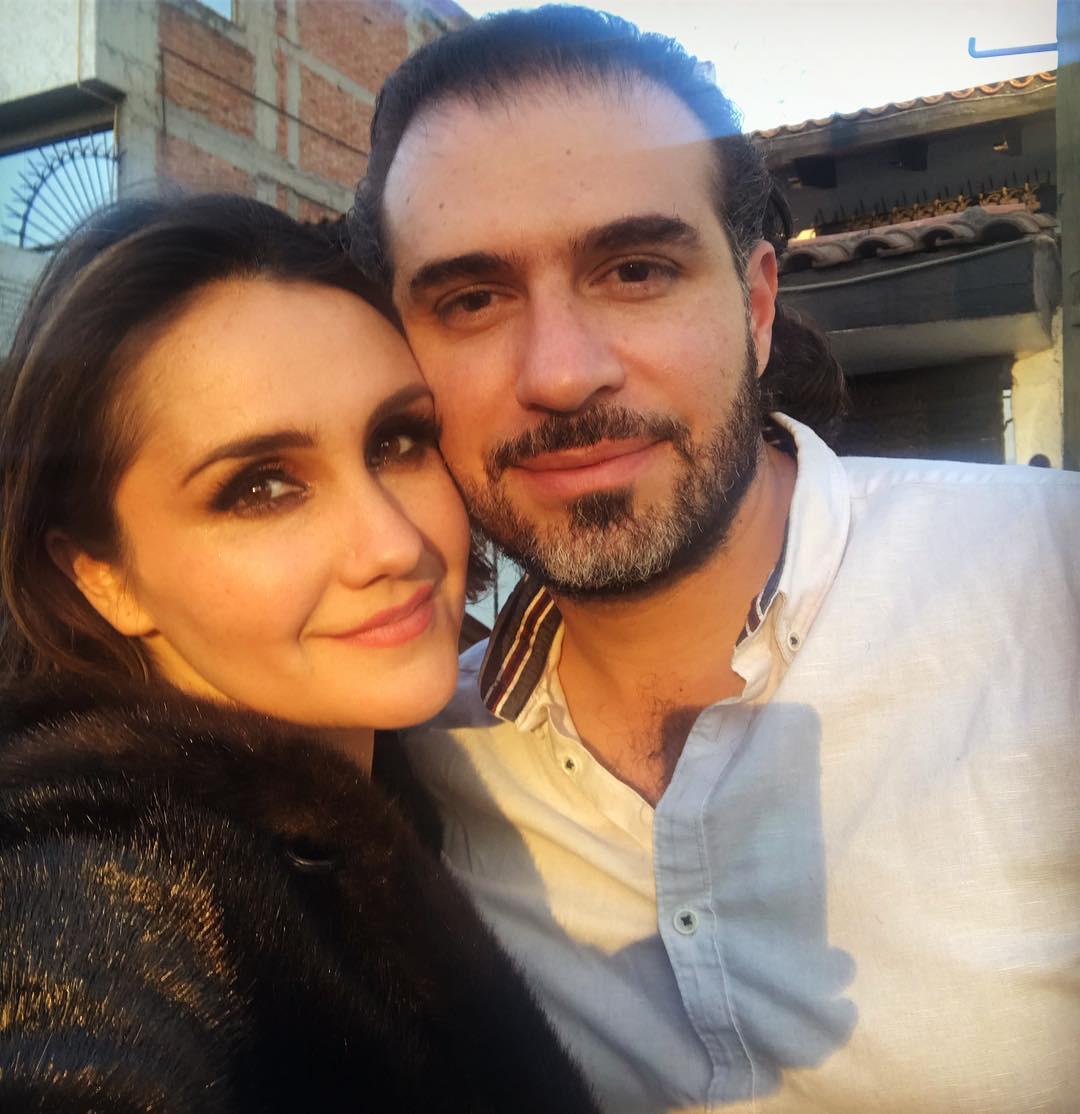 Dulce María, Paco Álvarez