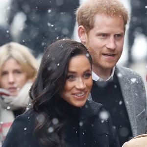 Meghan Markle, Prince Harry, Bristol Visit