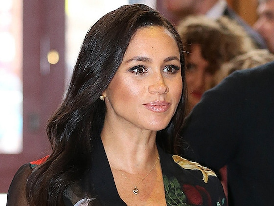 Meghan Markle Makes Secret Trip to New York in Third Trimester of Pregnancy