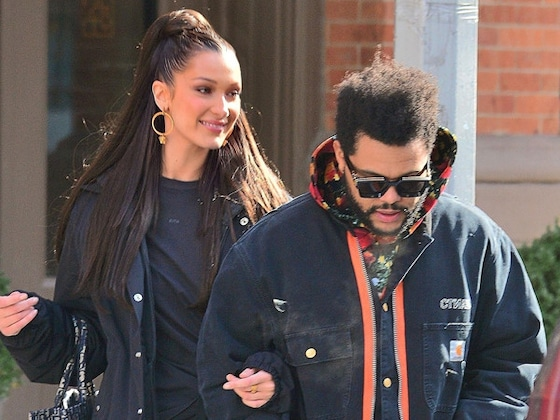 Here's How Much The Weeknd Spent on Bella Hadid's Valentine's Day Surprise