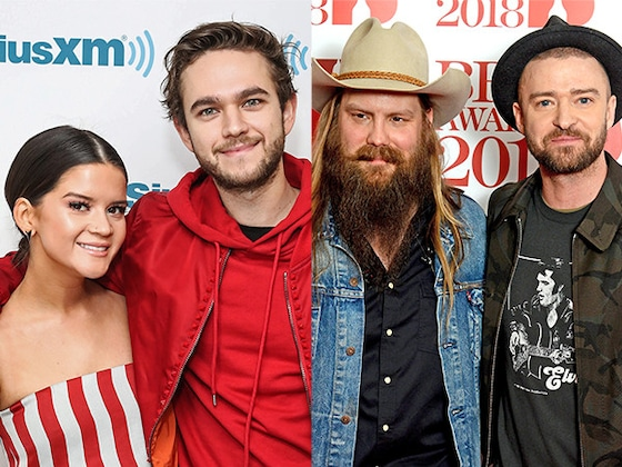 Investigating the Grammys Magic When Pop and Country Music Collide