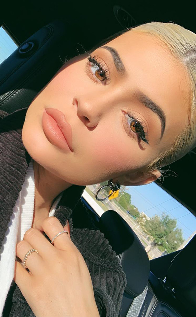 Every Kylie Lip Kit Dupe: Every Time Kylie Jenner Sparked Engagement Rumors With