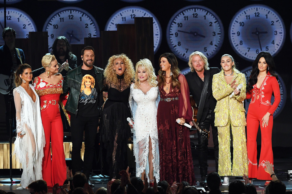 Dolly Parton Tribute, 2019 Grammy Awards, 2019 Grammys, Performance