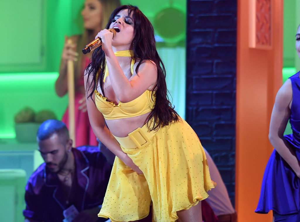 Camila Cabello, 2019 Grammys, 2019 Grammy Awards, Performance