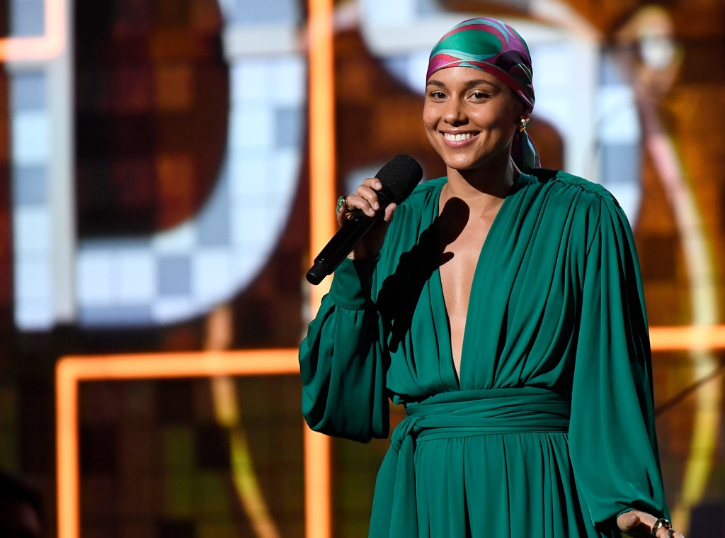 Alicia Keys, 2019 Grammy Awards, 2019 Grammys, Show
