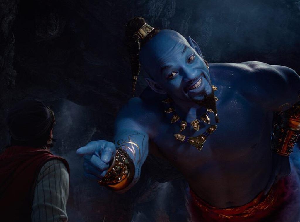 Will Smith, Aladdin