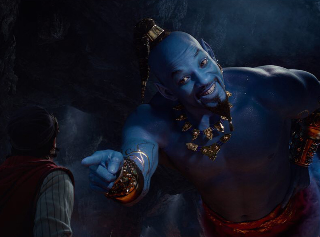 Will Smith, Aladdin