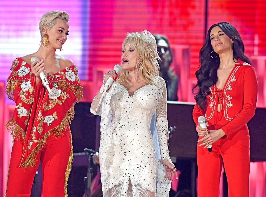 Grammys 2019 Australia: Dolly Parton From Grammy Awards 2019 Winners