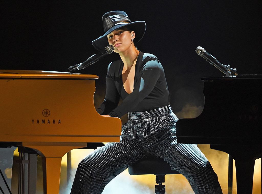 Alicia Keys, 2019 Grammys, Grammy Awards, Performance