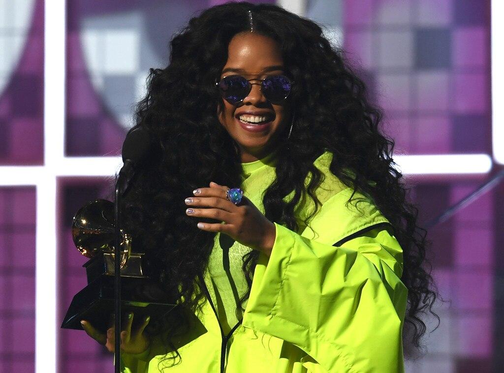 Grammy 2019 Winners: H.E.R. From Grammy Awards 2019 Winners