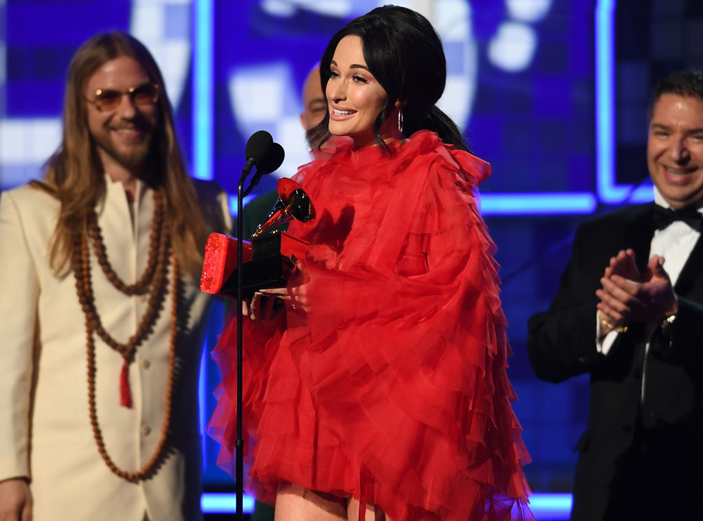 Kacey Musgraves, 2019 Grammys, 2019 Grammy Awards, Winners