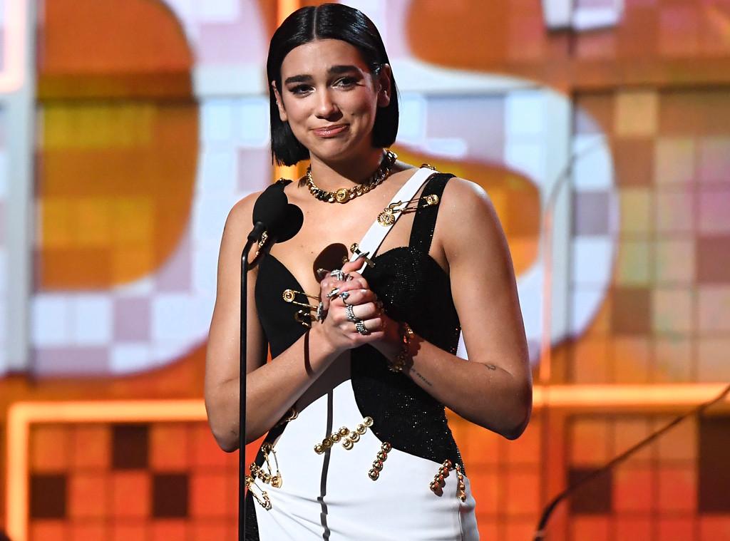 Dua Lipa, 2019 Grammys, 2019 Grammy Awards, Winners