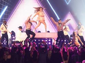 Jennifer Lopez, Motown, 2019 Grammys Performance