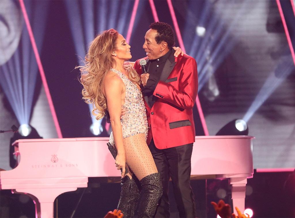 Jennifer Lopez, Smokey Robinson, Motown, 2019 Grammys Performance