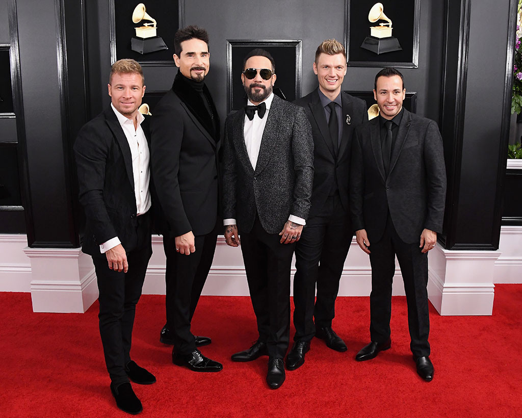 Backstreet Boys, 2019 Grammys
