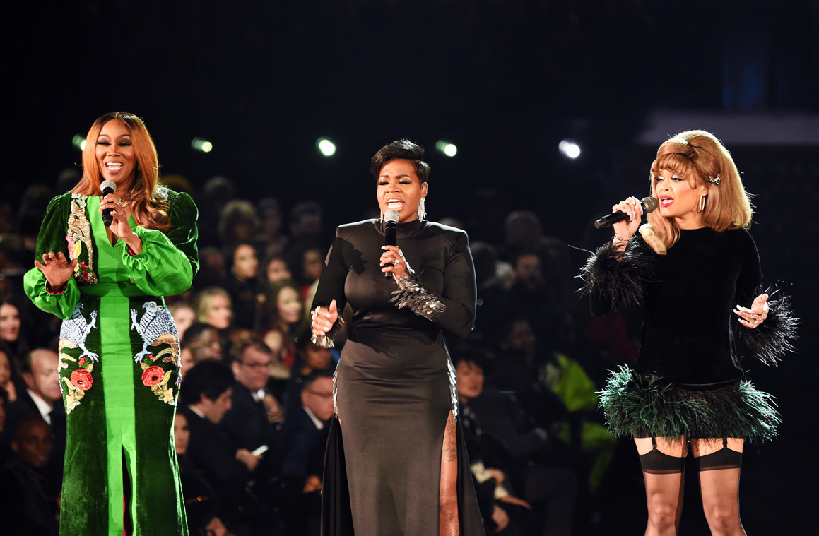 Yolanda Adams, Fantasia, Andra Day, 2019 Grammys Performance
