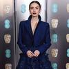 Lily Collins, 2019 BAFTAs