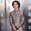 Timothee Chalamet, 2019 BAFTAs