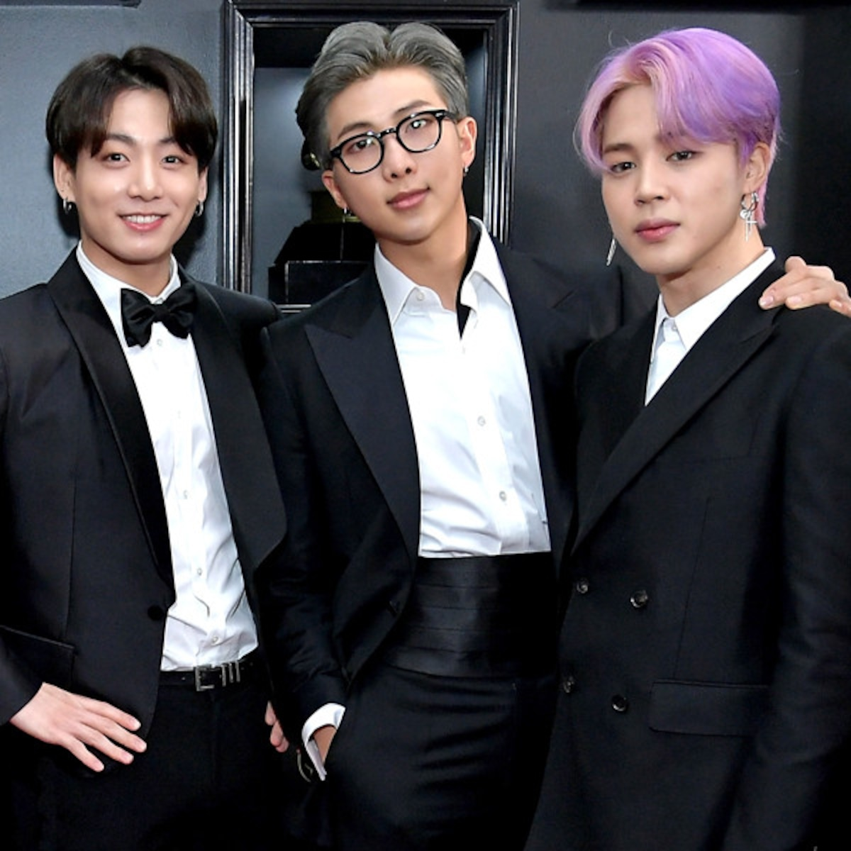 Bts Is So Thankful To Attend The 2019 Grammys E News
