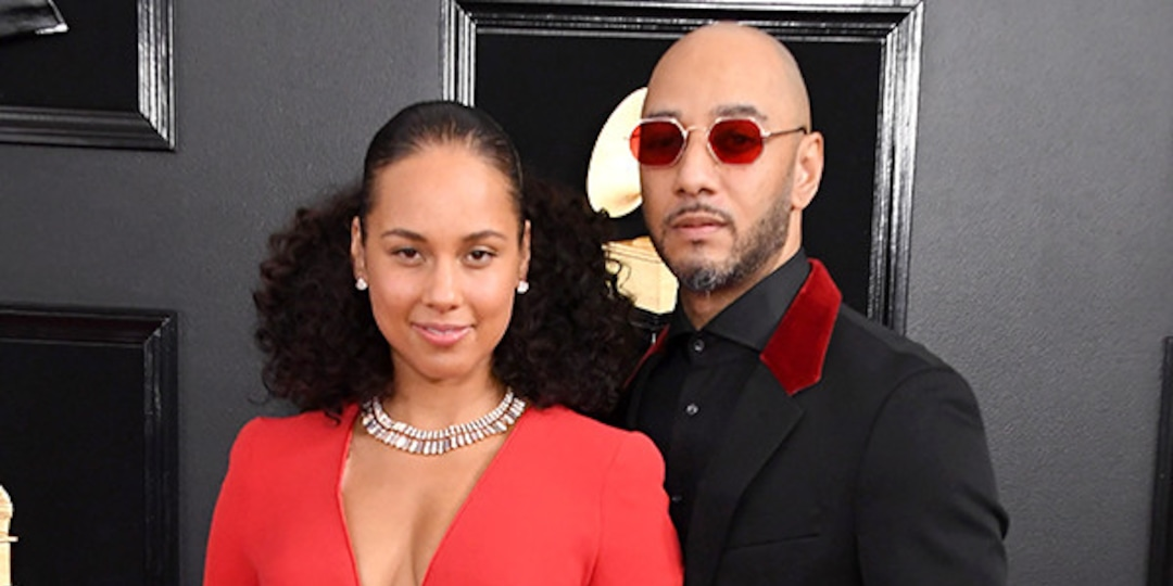 How Alicia Keys and Swizz Beatz Ended Up Making Beautiful Music - E! Online.jpg