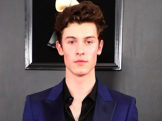 "Shawn Mendes Gives a New Meaning to the Word ""Smolder"" in His Calvin Klein Ad"