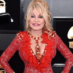 Dolly Parton, 2019 Grammys, 2019 Grammy Awards, Red Carpet Fashions