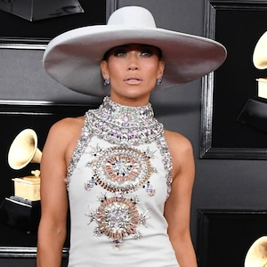 Jennifer Lopez, 2019 Grammys, 2019 Grammy Awards, Red Carpet Fashions