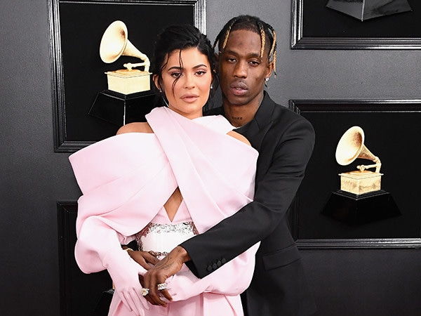 "Kylie Jenner and Travis Scott Get Flirty as He Calls Her His ""Goddess"""