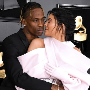 Kylie Jenner, Travis Scott, 2019 Grammys, 2019 Grammy Awards