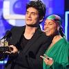John Mayer, Alicia Keys, 61st Annual Grammy Awards