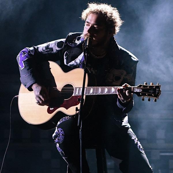 Post Malone, 2019 Grammy Awards, 2019 Grammys, Performance