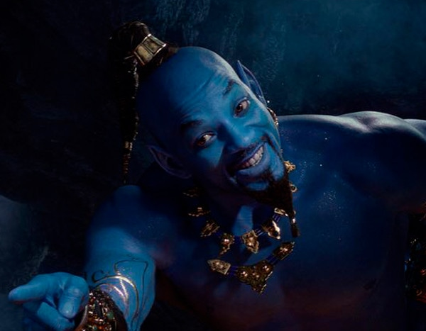 The Internet Can't Stop Talking About Will Smith in Aladdin
