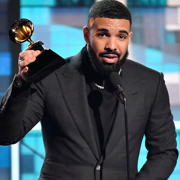 Here's Why Drake's Grammys Speech Was Cut Short