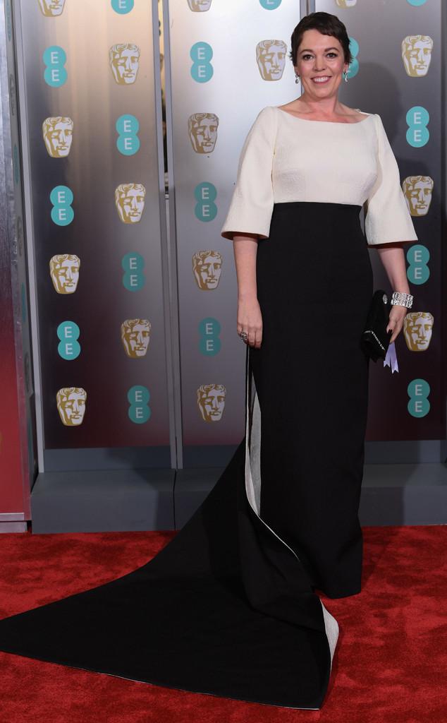 Olivia Colman, 2019 BAFTAs