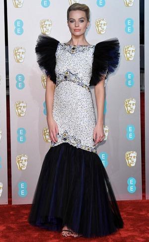 Margot Robbie, 2019 BAFTAs