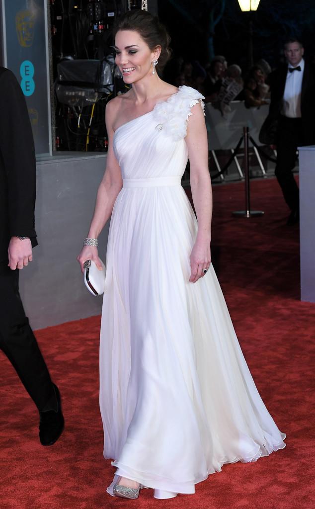 Kate Middleton, 2019 BAFTAs