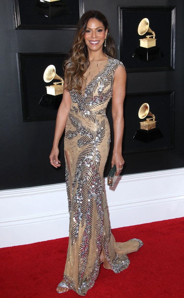 Merle Dandridge, 2019 Grammys, 2019 Grammy Awards, Red Carpet Fashions
