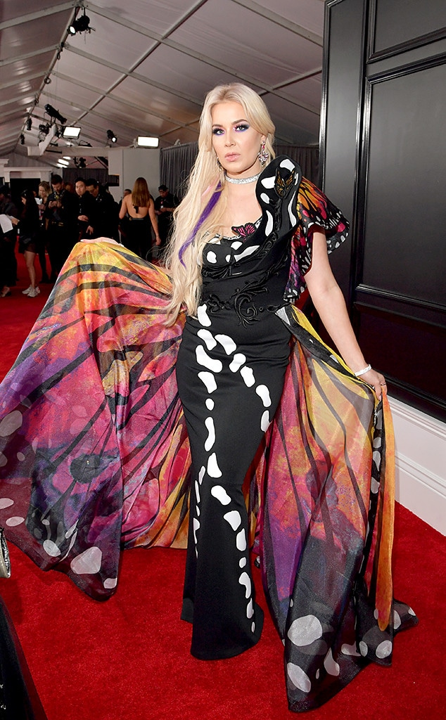 Saint Heart, 2019 Grammys, Most outrageous outfits