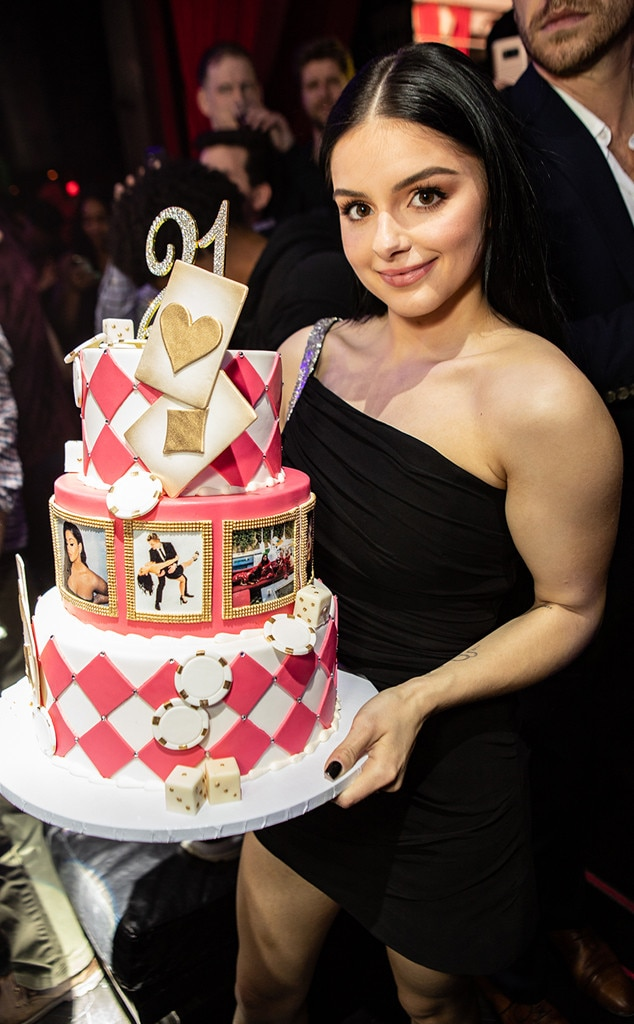 Ariel Winter, Birthdays