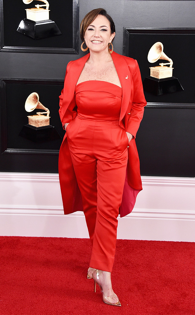 Claudia Brant, 2019 Grammys, 2019 Grammy Awards