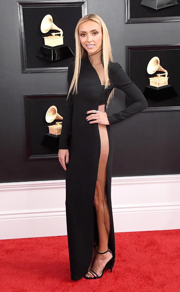 Giuliana Rancic, 2019 Grammys, 2019 Grammy Awards, Red Carpet Fashions