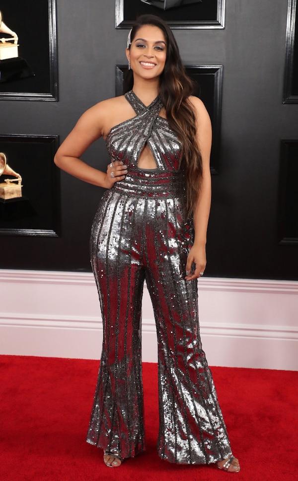 Grammys 2019 Australia: Lilly Singh From 2019 Grammys Red Carpet Fashion