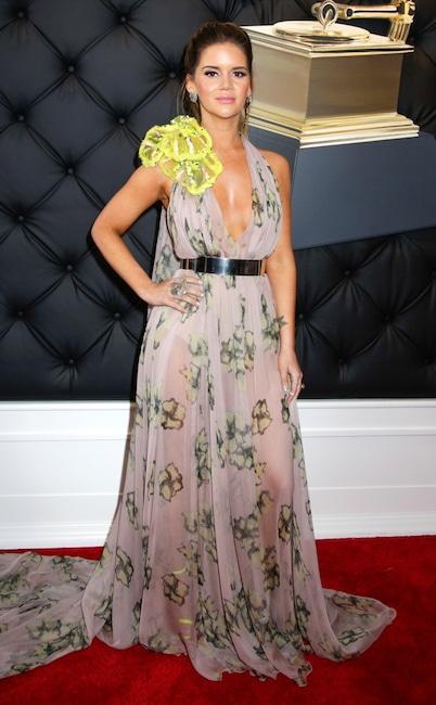 Maren Morris, 2019 Grammys, 2019 Grammy Awards, Red Carpet Fashions