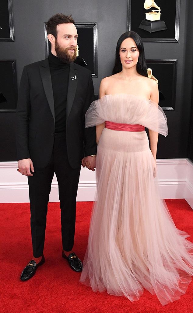 Kacey Musgraves, Ruston Kelly, 2019 Grammys, 2019 Grammy Awards, Couples