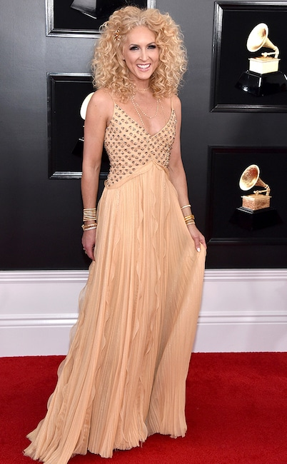Kimberly Schlapman, 2019 Grammys, 2019 Grammy Awards, Red Carpet Fashions